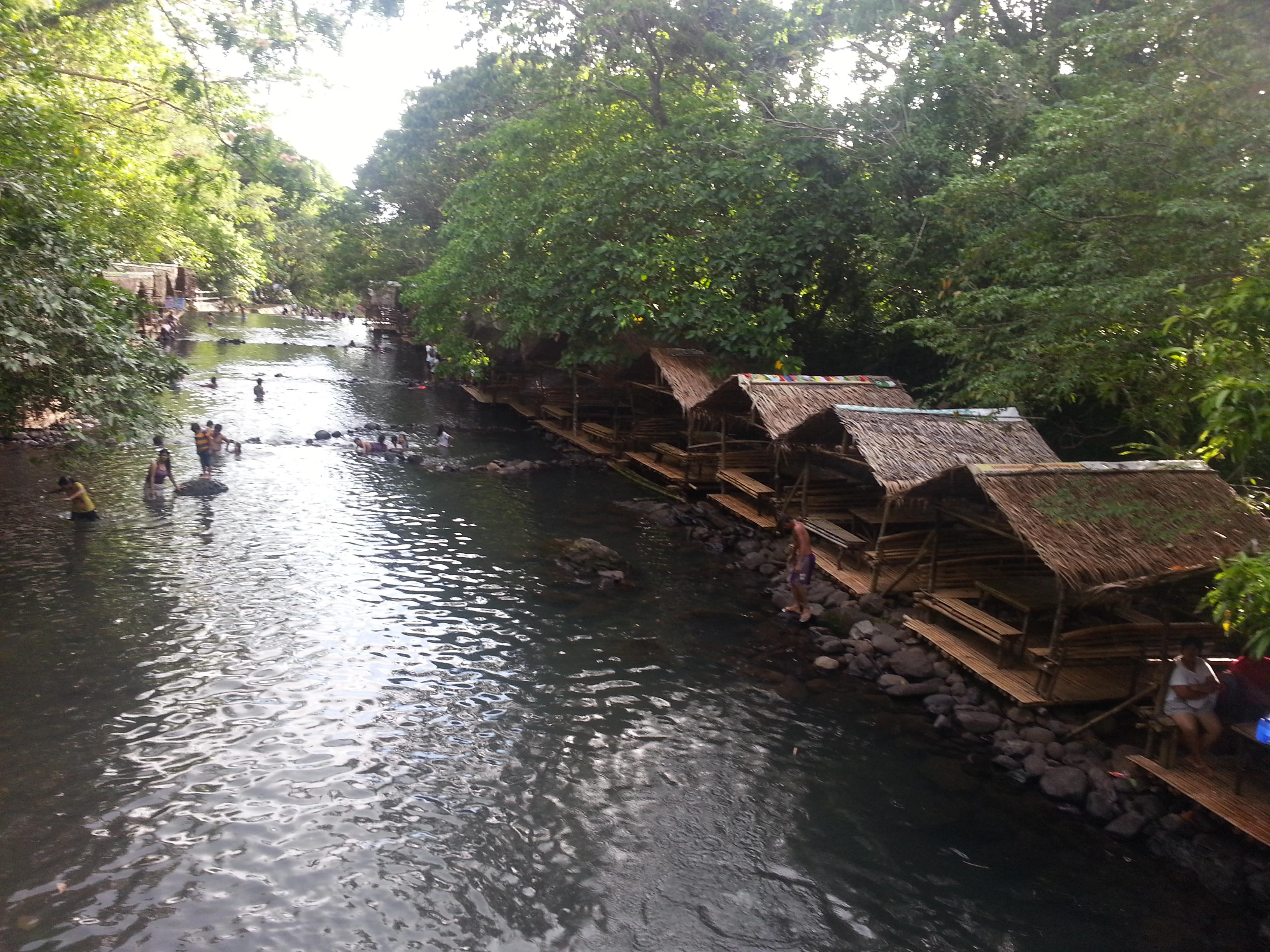 Ambon ambon falls of the panguil river eco park obotology